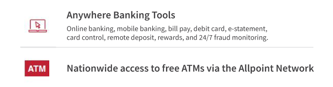 Checking & Savings › First Bank and Trust Company